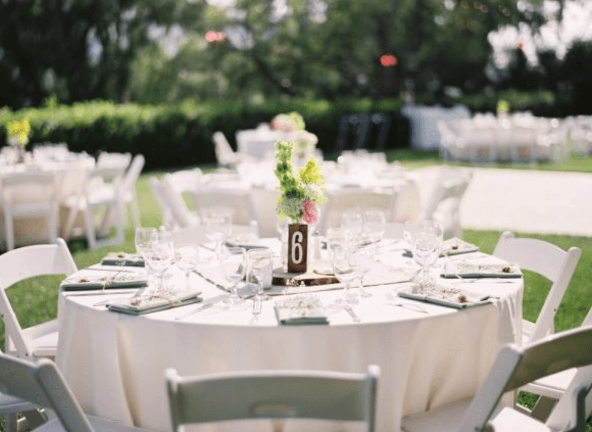 Phoenix Table and Chair Rentals J & J Party Rentals